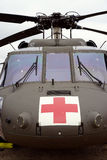Medical evacuation helicopter Royalty Free Stock Photo