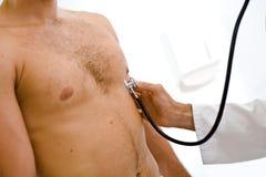 Medical Exam Stock Image