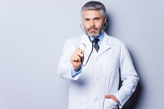 Medical exam. Stock Images