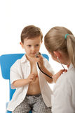 Medical examination Stock Photography