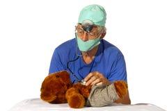 Medical examination royalty free stock photos