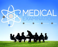 Medical Examination Check Up Diagnosis Wellness Concept Royalty Free Stock Photos