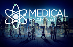 Medical Examination Check Up Diagnosis Wellness Concept Royalty Free Stock Image