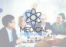 Medical Examination Clinical Condition Diagnostic Concept Stock Image