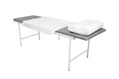 Medical Examination Table Royalty Free Stock Photo