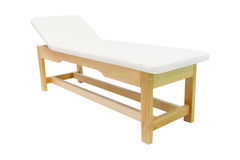 Medical examination table Royalty Free Stock Photography