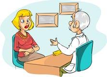 Medical Examination Royalty Free Stock Image