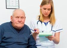 Medical Examination Stock Photo