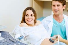 Medical examination Stock Images