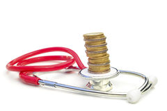 MEDICAL EXPENSES 4 stock photo