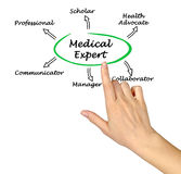 Medical Expert Royalty Free Stock Images