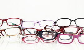 Medical eyeglasses Stock Photography