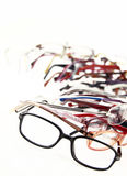 Medical eyeglasses Royalty Free Stock Photo