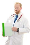 Medical Facts Royalty Free Stock Image