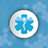 Medical first aids. Icon vector illustration graphic design Royalty Free Stock Photography