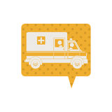 Medical first aids. Icon vector illustration graphic design Stock Image