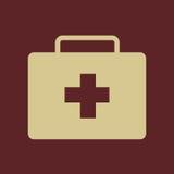 Medical Flat Icon Royalty Free Stock Image