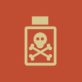 Medical Flat Icon. Vector Pictogram. EPS 10 Royalty Free Stock Photography