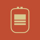 Medical Flat Icon. Vector Pictogram. EPS 10 Stock Photography