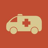 Medical Flat Icon Stock Photos