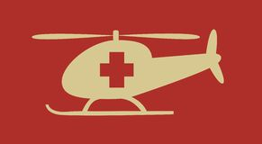 Medical Flat Icon. Vector Pictogram. EPS 10 Stock Photo