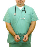 Medical Fraud Stock Images