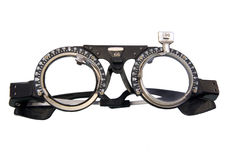 Medical glasses Stock Images