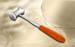 Medical Hammer Royalty Free Stock Photo
