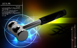 Medical Hammer Stock Photography