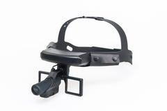 Medical headband magnifier Royalty Free Stock Image