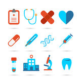Medical health care icon Royalty Free Stock Image