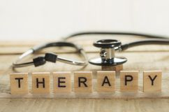 Medical and Health Care Concept, Therapy