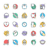 Medical and Health Cool Vector Icons 9 Stock Photos