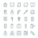 Medical and Health Cool Vector Icons 2. This Medical and Health  icons pack is filled with wonderful emergency and health related s that will prove to be so Royalty Free Stock Photos
