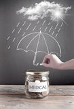 Medical health insurance Stock Photography