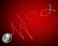 Medical Health Shows Preventive Medicine And Cardiac Stock Photo