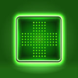 Medical healthcare application icon vector illustration