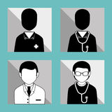 Medical healthcare icon Royalty Free Stock Photography