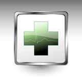 Medical icon Royalty Free Stock Photos