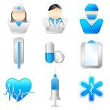 Medical Icon Stock Photo