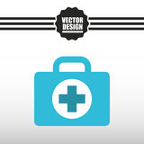 Medical icon  design. Medical icon design,  illustration eps10 graphic Stock Photos