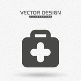 Medical icon  design. Medical icon design,  illustration eps10 graphic Royalty Free Stock Photo