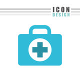 Medical icon  design. Medical icon design,  illustration eps10 graphic Stock Photography