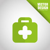 Medical icon  design. Medical icon design,  illustration eps10 graphic Stock Image
