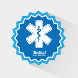 Medical icon Royalty Free Stock Photo