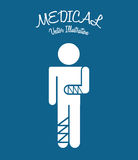 Medical icon Stock Images