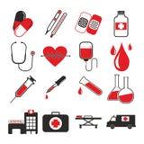 Medical icon  Royalty Free Stock Image