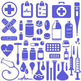 Medical icon Royalty Free Stock Photography
