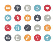 Medical Icons // Classics Stock Photography