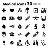 Medical icons. Set of Medical icon Vector illustration Royalty Free Stock Photography